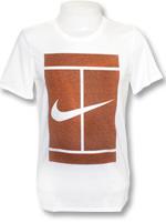 Camisa Nike Court Branca