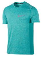 Camisa Nike Dry Miller Top SS Cool Verde