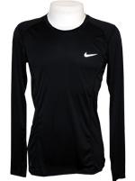 Camisa Nike Dri-Fit Miler Masculina Manga Longa