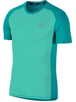 Camisa Nike Miler Top SS Verde