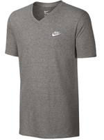 Camisa Nike NSW Club Cinza