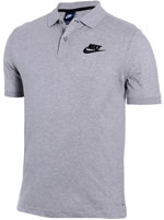 Camisa Polo Nike NSW Matchup Cinza