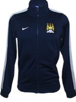 Jaqueta N98 Manchester City Nike Marinho