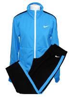 Conjunto Agasalho Nike Feminino Azul