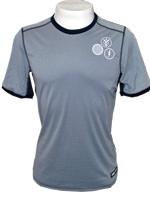 Camisa Nike Endorphine Cinza