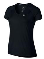 Camisa Feminina Nike Dry Miller Preta