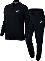 Conjunto Agasalho Feminina Nike Track Suite Preto