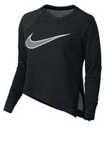 Camisa Feminina Nike Dry Trainning Top Preta ML