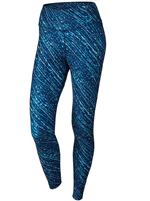 Calça Legging Feminina Nike Trainning Tight Azul