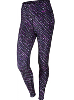 Calça Legging Feminina Nike Trainning Tight Roxa