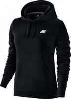 Moletom Feminino Nike NSW Hoodie Preto
