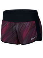 Short Feminino Nike Dry Crew Roxo
