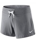 Short Feminino Nike Jersey Cinza
