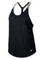 Top Longo Feminino Nike Dry Tank Elastika Preto