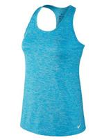 Top Longo Feminino Nike Summer Veneer Azul