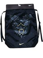 Gym Bag Nike Club Allegiance Corinthians Preto