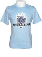 Camisa Nike Heroes - Tevez - Azul