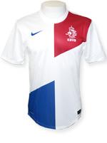 Camisa Jogo 2 Holanda Nike 2013 Branca