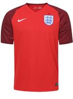 Camisa de Jogo Inglaterra Nike 2016 Vermelha