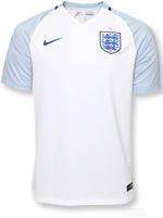 Camisa de Jogo Inglaterra Nike 2016 Branca