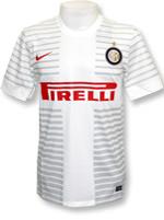 Camisa Jogo 2 Internazionale Nike 2015 Branca