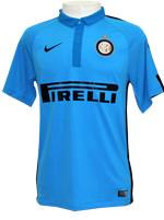 Camisa Jogo 3 Internazionale Nike 2015 Azul