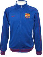 Jaqueta Core Trainer Barcelona Nike Azul