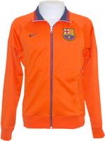 Jaqueta Masculina Barcelona Nike Laranja