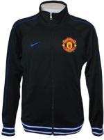 Jaqueta Core Trainer Manchester United Nike Preta