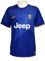 Camisa Jogo 2 Juventus Nike 2015 Azul