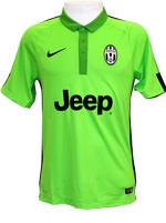 Camisa Jogo 3 Juventus Nike 2015 Verde