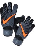 Luva de Goleiro Nike Match Cinza
