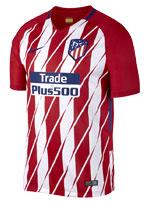 Camisa Jogo 1 Atlético de Madrid Nike 17/18 List