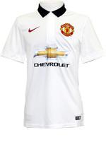 Camisa Jogo 2 Manchester United Nike 2015 Branca