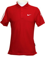 Camisa Polo Match Up Manchester United Vermelha