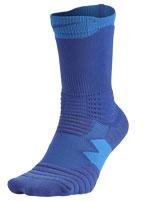 Meia Nike Basketball Elite Versatility Azul