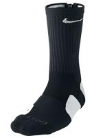 Meia Nike Dry Elite Basquete Preta