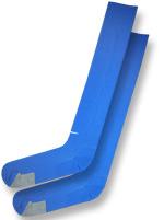 Meião Nike Park III Team Azul