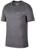 Camisa Nike Miler Top SS Cinza