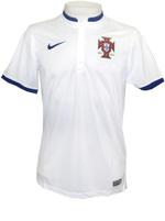 Camisa Jogo 2 Portugal Nike 2014 Branca