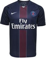Camisa Paris Saint Germain Nike 16/17 MRH