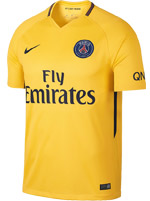 Camisa 2 Infantil Paris Saint-Germain Nike 17/18