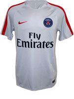 Camisa Nike PSG Dry Top Squad Cinza
