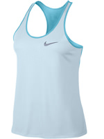 Regata Nike Breathe Rapid Feminina Azul