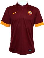 Camisa Jogo 1 Roma Nike 2015 Vinho