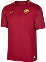 Camisa Jogo 1 Roma Nike 17/18 Vinho