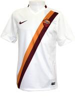 Camisa Jogo 2 Roma Nike 2015 Branca