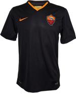 Camisa Jogo 3 Roma Nike 2015 Grafite