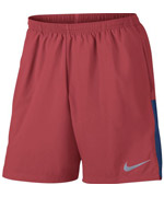 Short Nike Challenger Running Vermelho