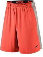 Short Nike Dry Fly 9IN Laranja